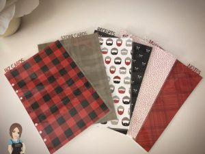 Close To My Heart Jack Top Tab Dividers