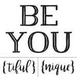 BE YOU TIFUL CHALK TRANSFER