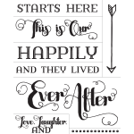 HAPPILY EVER AFTER CHALK TRANSFER
