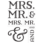 MR AND MRS CHALK TRANSFER
