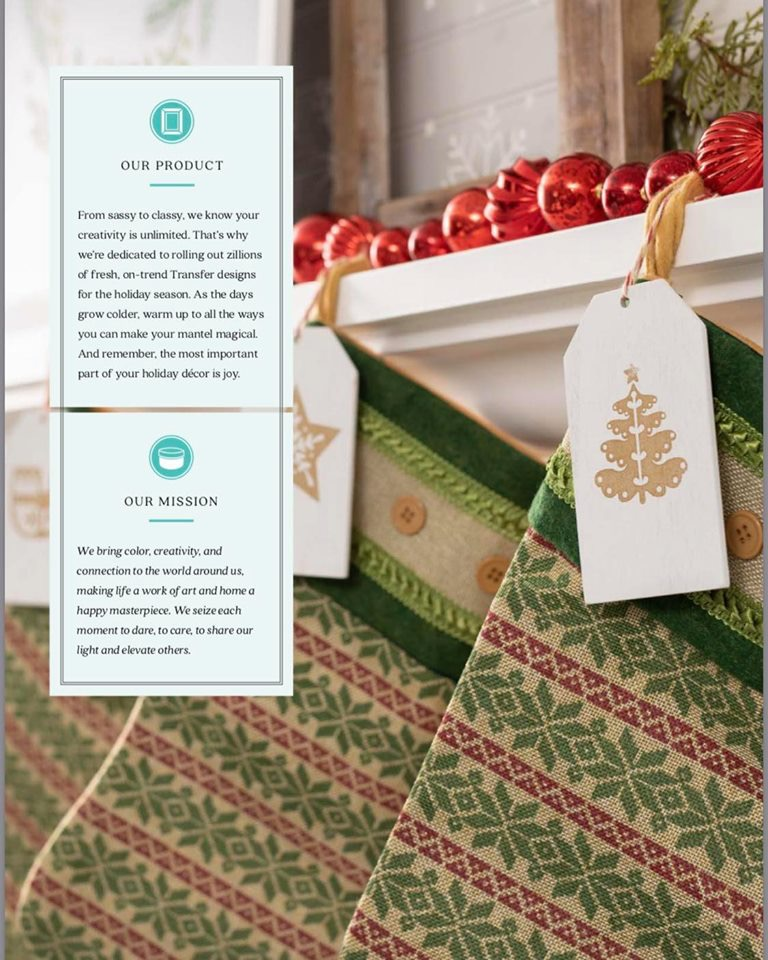 Chalk Couture Holiday Suite Catalog 2019