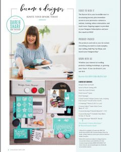 Chalk Couture Designer Kit from Holiday Suite 2019 Catalog