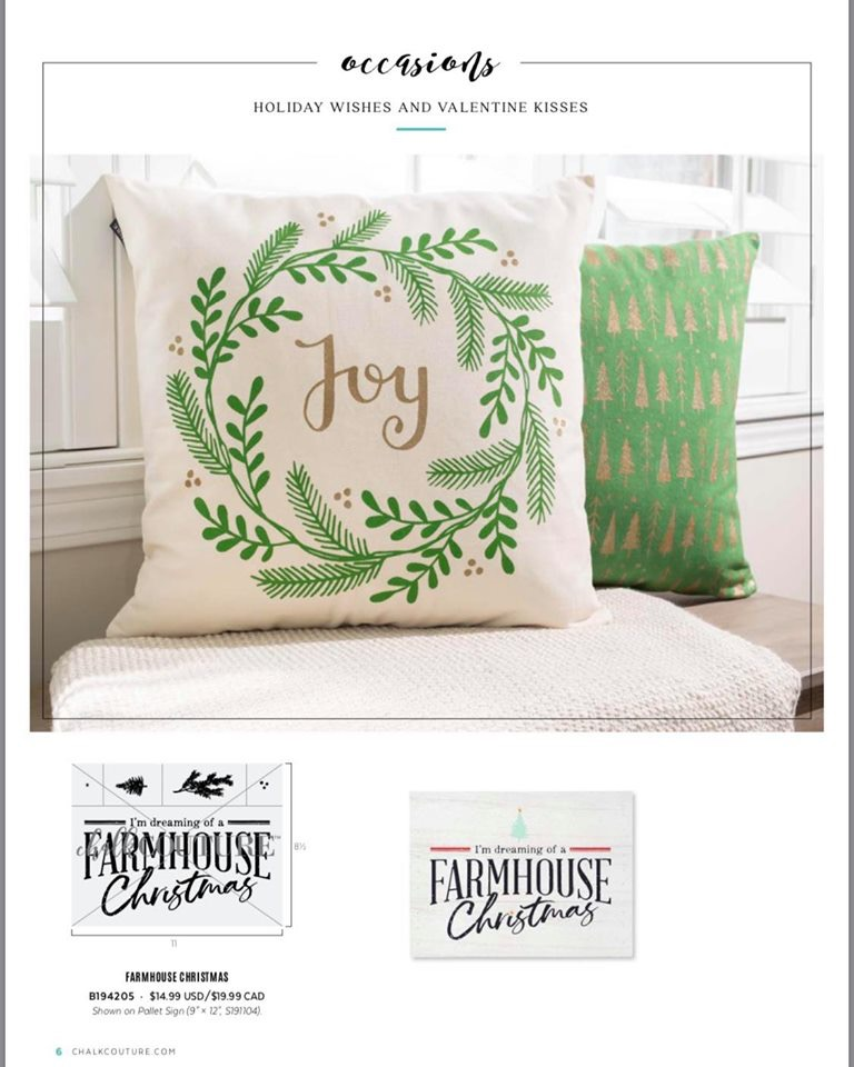 Chalk Couture Farmhouse Christmas