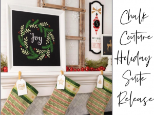 Chalk Couture Holiday Suite
