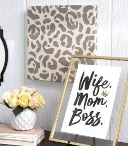 Wife Mom Boss Transfer